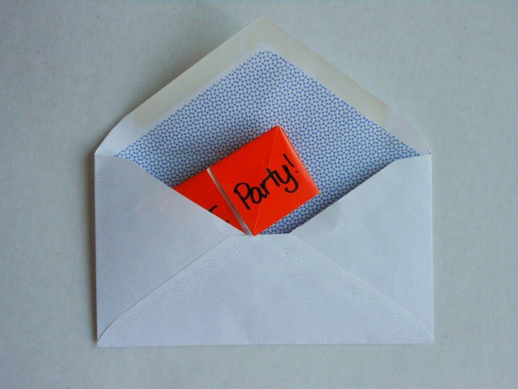 Fun and Unique Birthday Invites: Origami for Kids • Melissa & Doug ...