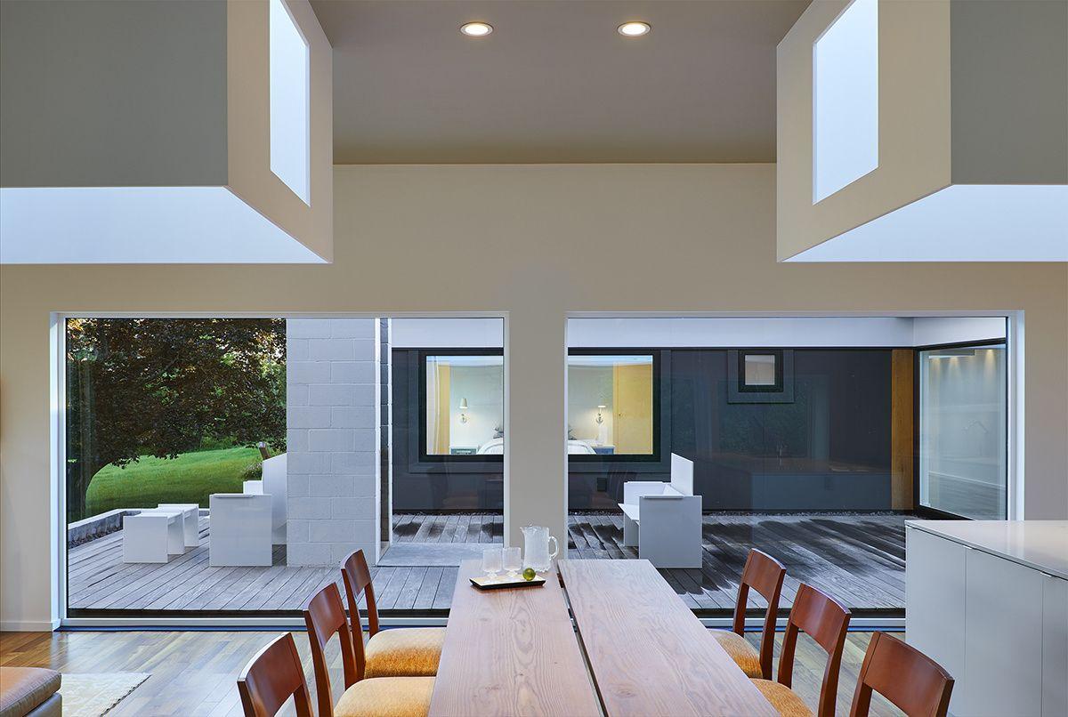 Deloia House salmelaarchitect House, Skylight, Design