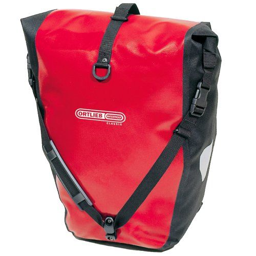 Ortlieb Back Roller Classic Rear Waterproof Pannier Pannier Bag