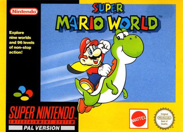 Image Super Mario World Super Nintendo 1 Super Mario World