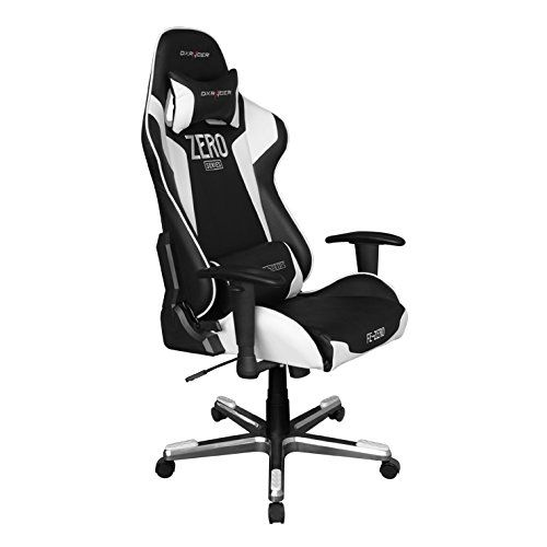 DXRacer OH FE00 NW ZERO Racing Bucket Seat Office Chair Gaming Chair NiceWellsuited White High Back Office Chair   Joshua and Tammy. Office Racer Chair. Home Design Ideas