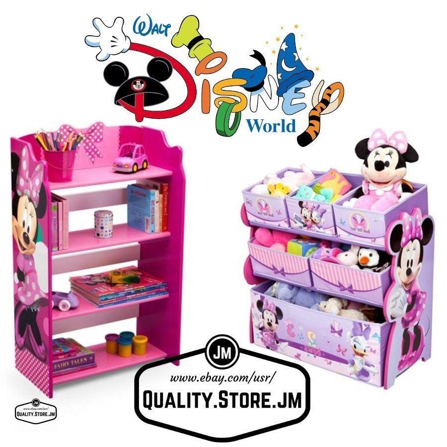 Furniture · Children Bookshelf Toy Organizer With Storage Bins Kids Bedroom  Furniture Sets ...