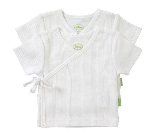 Disney Baby Unisex Newborn Disney Cuddly Wrap Drop Needle 2 Pack Tee White 0 3 Months Disney Http Www Amazon Com Dp B00 Baby Girls Tops Unisex Baby Clothes