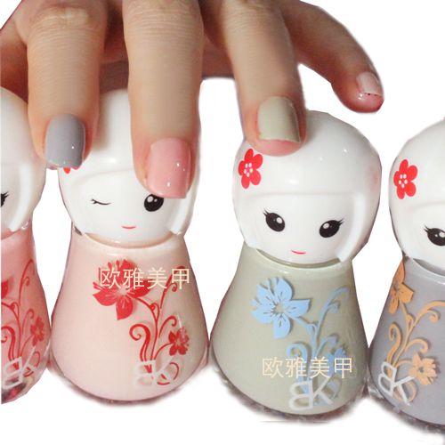 Doll nail polish bk candy fragrance oil nail polish nail art eco friendly formula 14ml-inNail Polish from Beauty & Health on Aliexpress.com