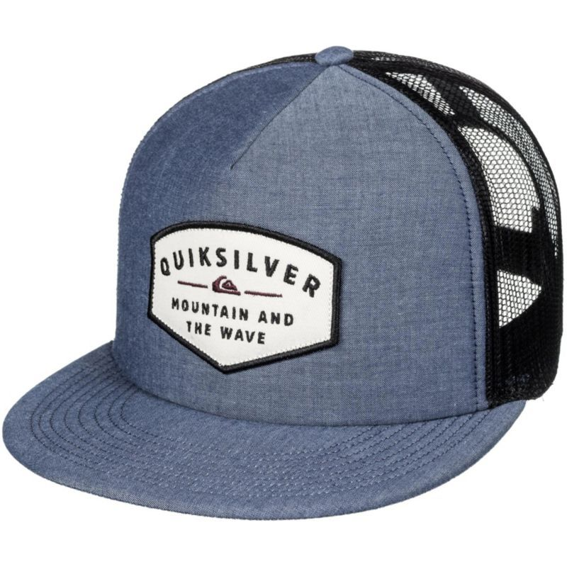 3a299b67 Quiksilver Men's Sass Master Trucker Hat in 2019 | Products | Hats ...