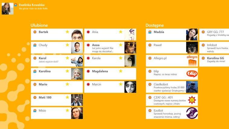 Sklep Windows Zawiera Aplikacje Gg Dla Systemu Windows App Microsoft Windows Phone