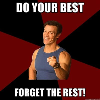 P90X - Do your best and forget the rest! :D | Tony horton, Ab ripper,  Fitness