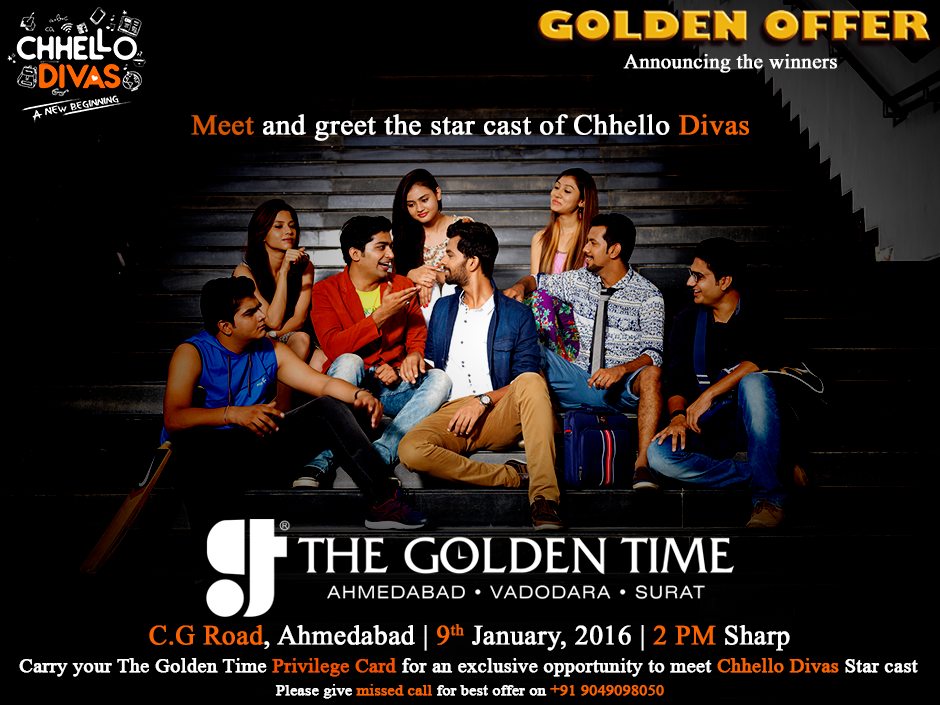 Thegoldentime Brings To You A Goldenopportunity Get A