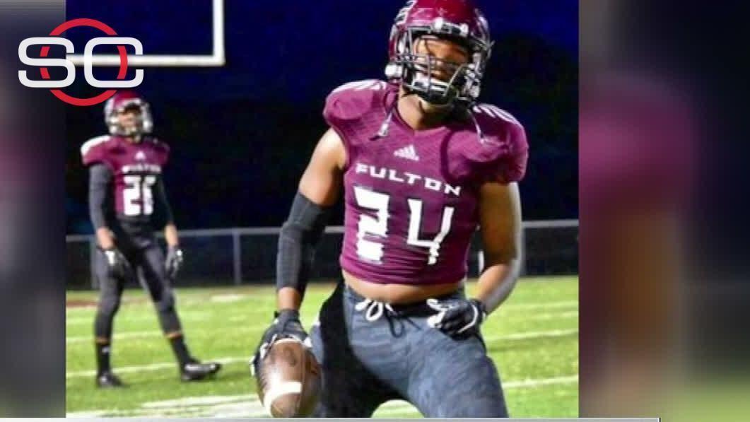 Tennessee High School Football Player Zaevion Dobson Shot