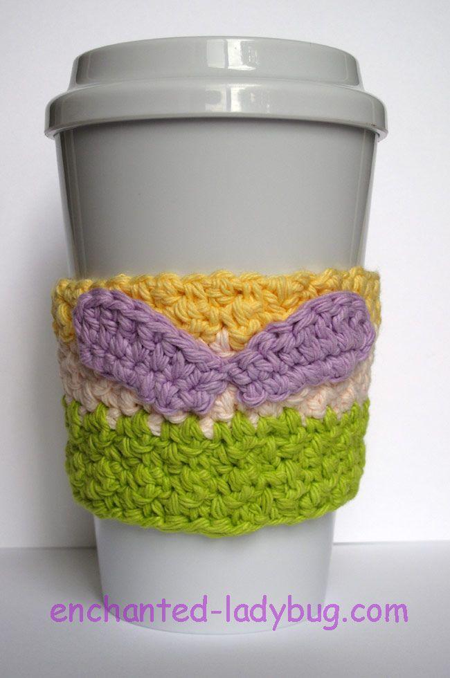 Encantador Crochet Patrones Media De La Navidad Ornamento - Ideas de ...
