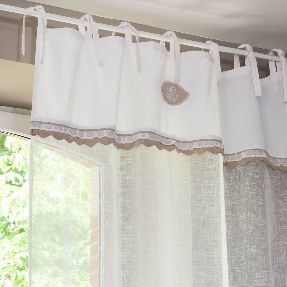rideau isabella vendu l 39 unit ideje za stan home ideas pinterest curtains kitchen. Black Bedroom Furniture Sets. Home Design Ideas