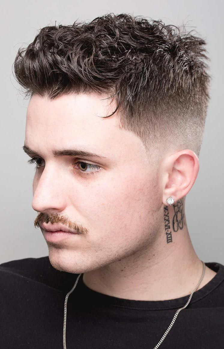 Haircuts for men curly hair  modern menus hairstyles for curly hair that will change your