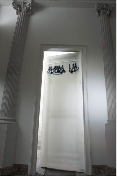 le papier peint trompe l 39 oeil plus vrai que nature de koziel trompe l 39 oeil pinterest. Black Bedroom Furniture Sets. Home Design Ideas