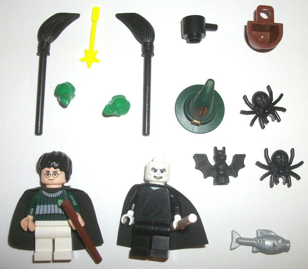 $27.40 on sale now < < < lego harry potter minifigure wand 6131 frog