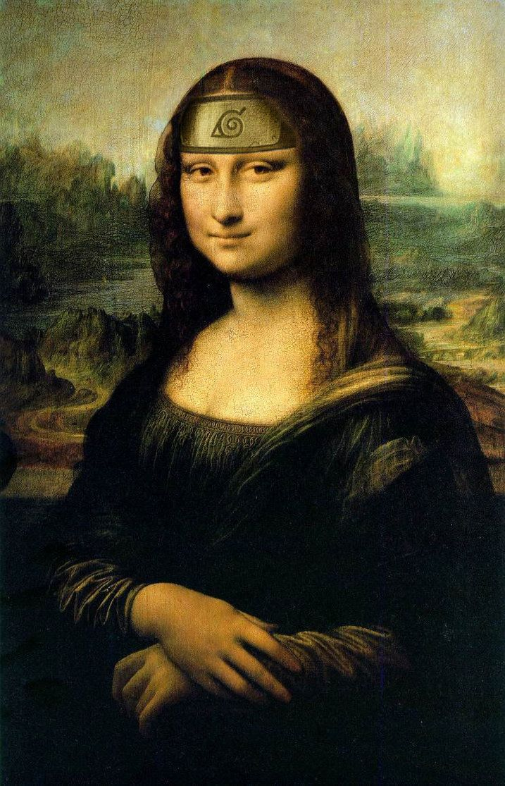 Mona Lisa by ABrownrigg