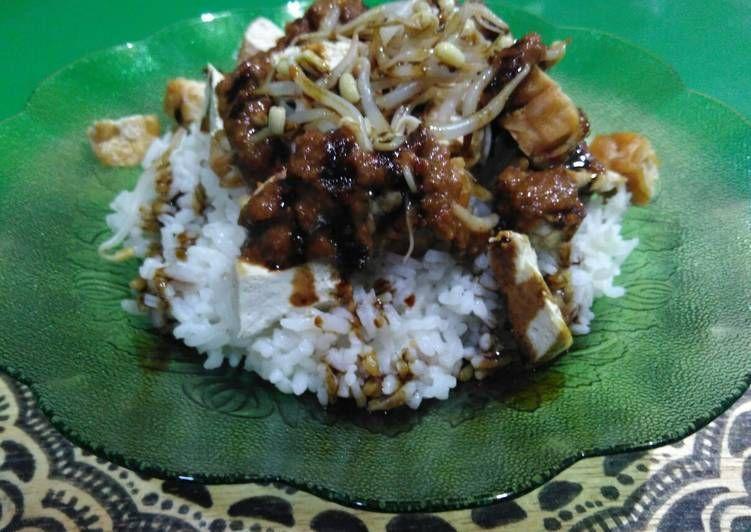 Resep Nasi Lengko Khas Cirebon Oleh Dapur Mini Resep Resep Makanan Makanan Resep
