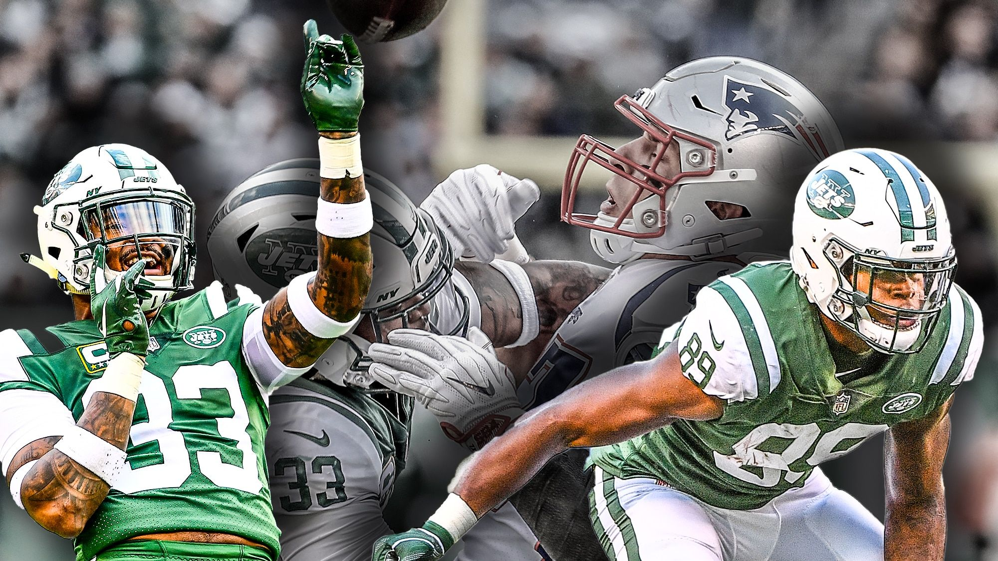 9afcf855 Nania: Studs, duds from New York Jets' 27-13 loss to Patriots   NY ...