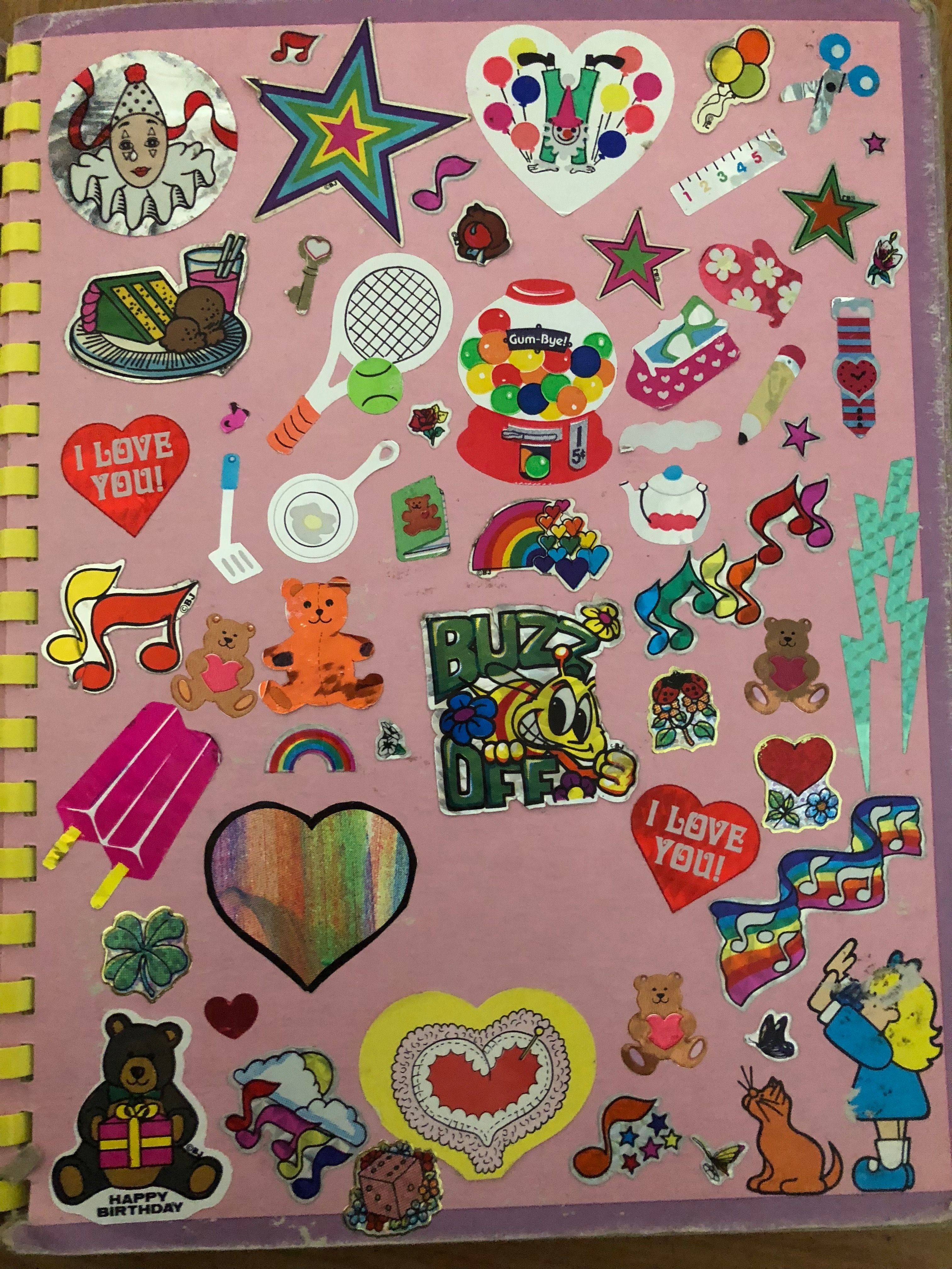 Sandylion PRESENTS Stickers AVAILABILITY LIMITED CHRISTMAS PRESENTS GIFTS NEW