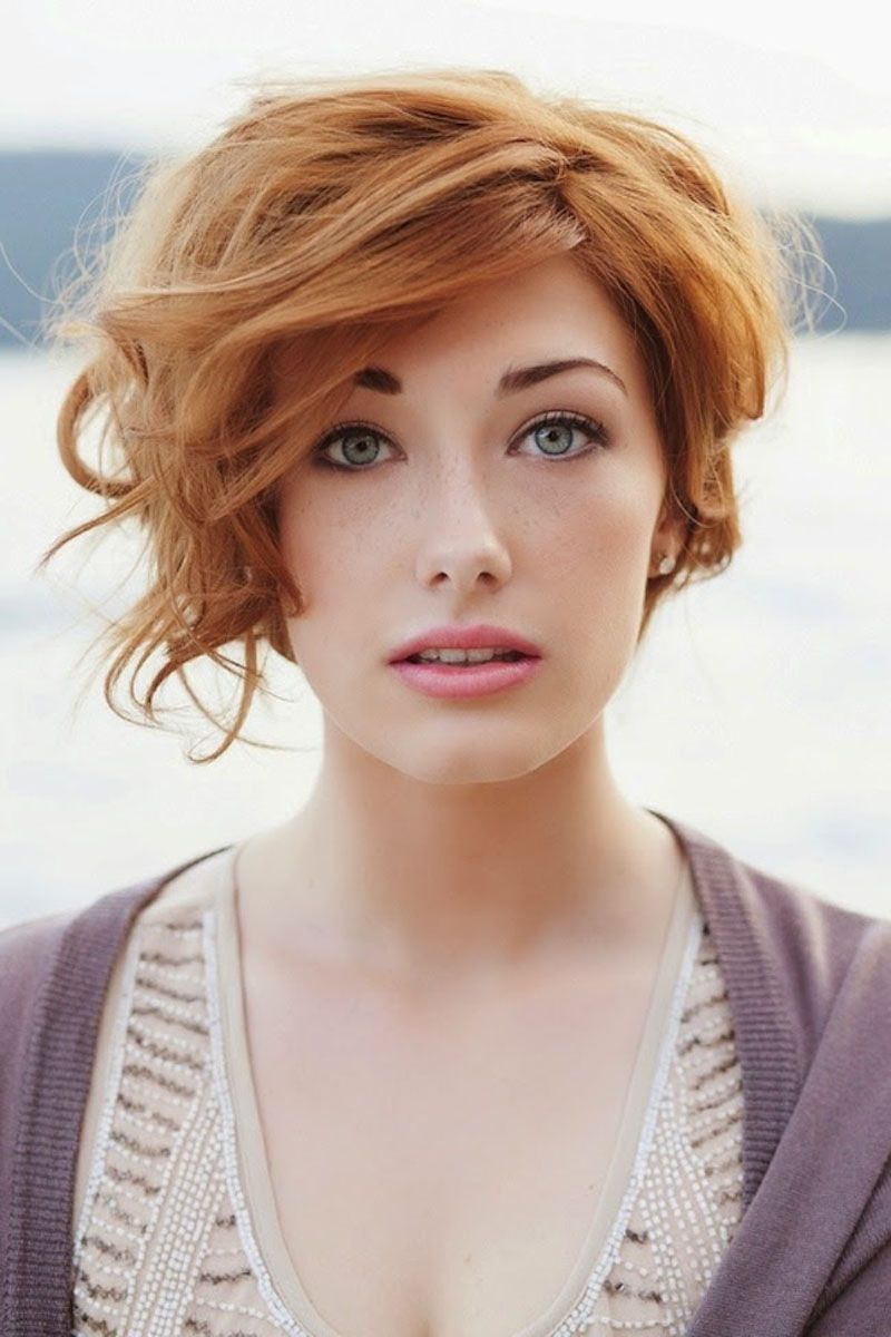 Short curly hairstyles sultry sassy and sexy beauty pinterest