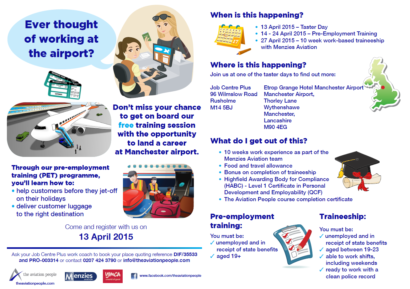 Interested In Pre Employment Training And Traineeships