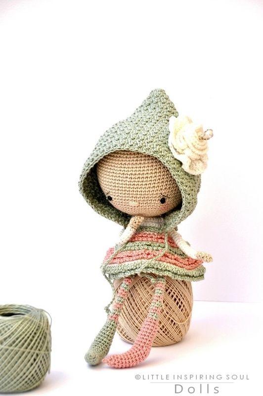 MAMZ\'ELLE PRECIOUS - mes poupées au crochet | Muñecas, Patrones ...