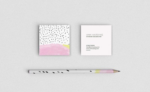 Cotton Drizzle  by Mauricio Duque on @creativemarket