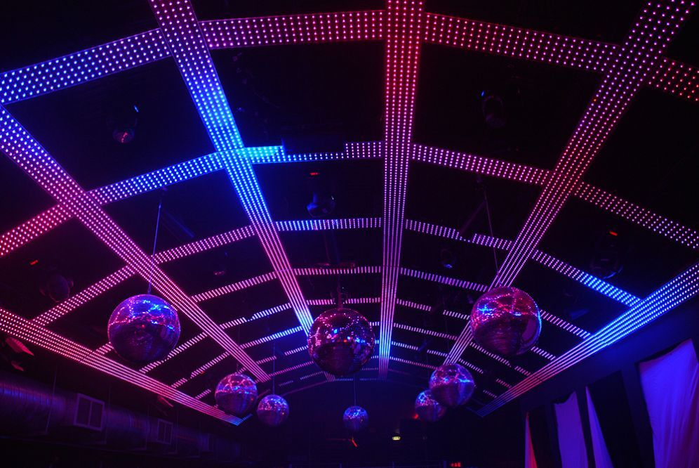 Area Night Club Vauxall Is Built