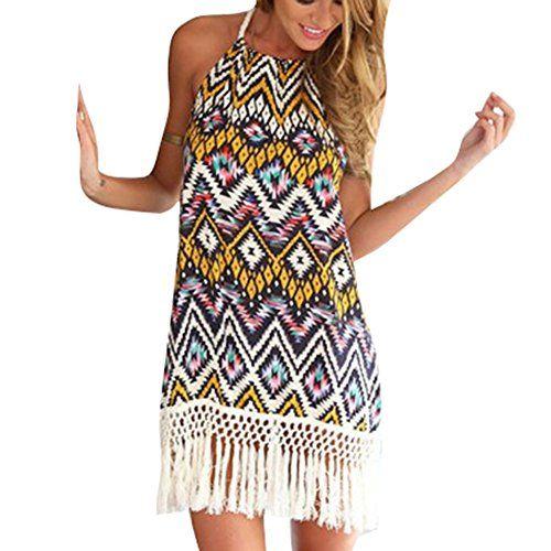 juqilu damen frauen sommerkleider casual blusenkleider