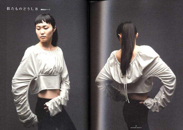 Japanese Clothes Design Book PATTERN MAGIC