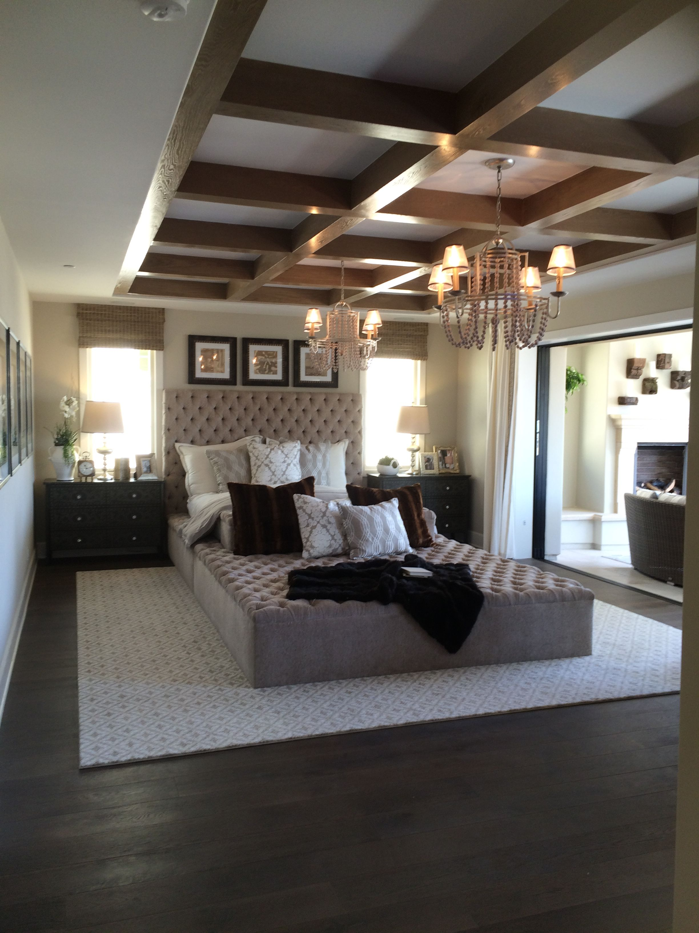 Master Bedroom Suite What A Site To See. It Is Beautiful