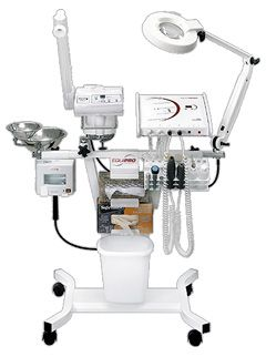 Spa facials equipment