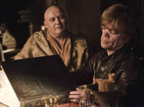Gente que lee: Tyrion Lannister (Canción de hielo y fuego | Juego de tronos) - Tardes de ocio - http://kcy.me/121f2