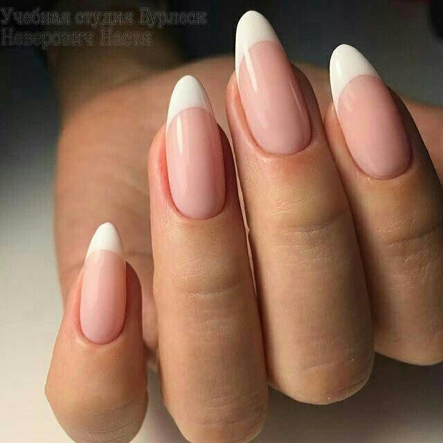 French Tip Nails Are Always A Hit – NaiLovely