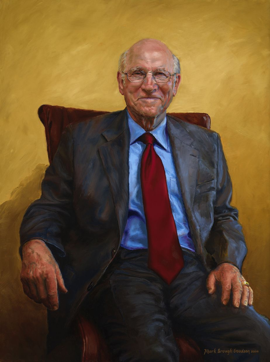 Sam Young | Mark B Goodson Fine Art Portrait. See more at www.markbgoodsonfineart.com #markbgoodson #fineart