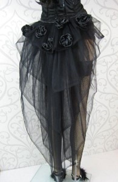 Tulle Bustle - DIY one of these.  f72c71aa1
