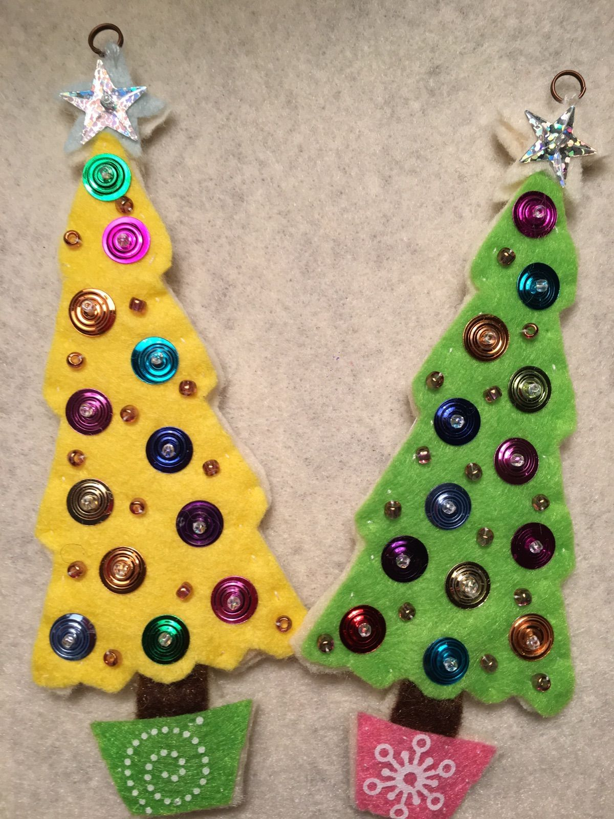 Christmas tree ornaments a make for sale pinterest ornaments