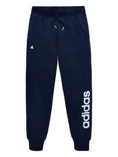 adidas adidas chicas mayores logotipo lineal fleece fleece lineal mayores pant | 1bc11f7 - sfitness.xyz