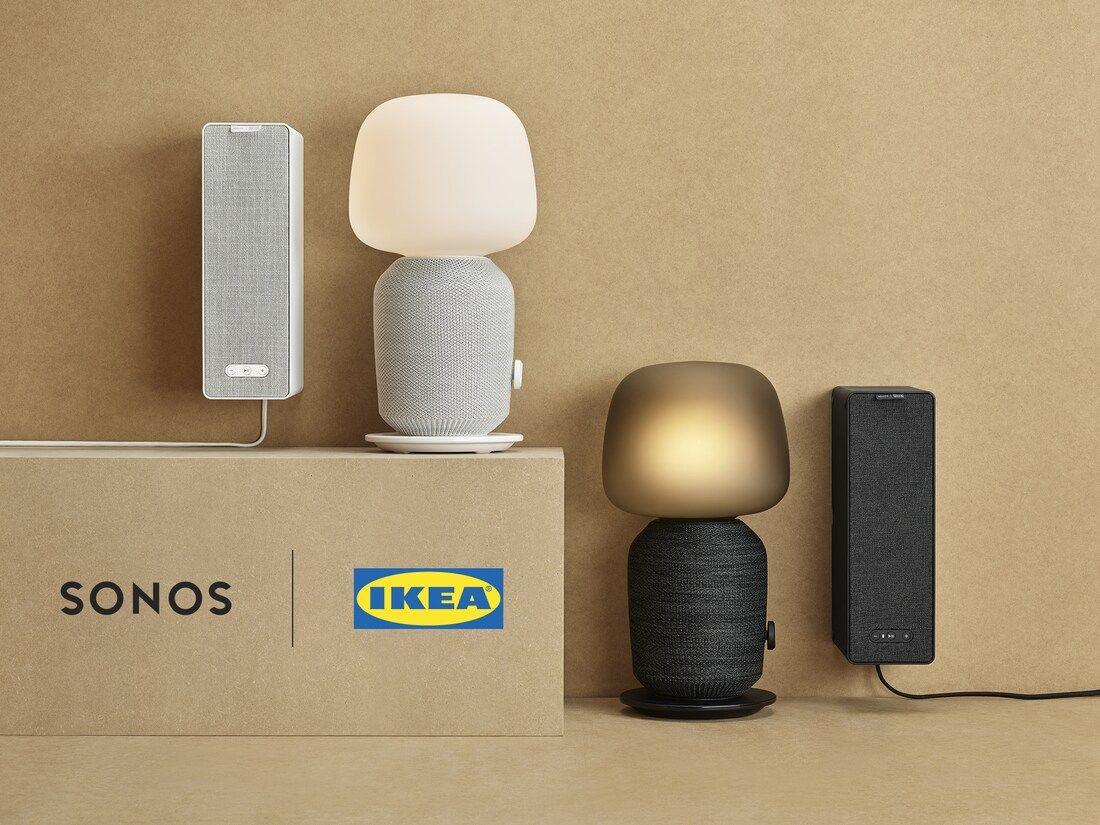 Dal duetto di IKEA e SONOS è nata SYMFONISK | Sonos, Ikea
