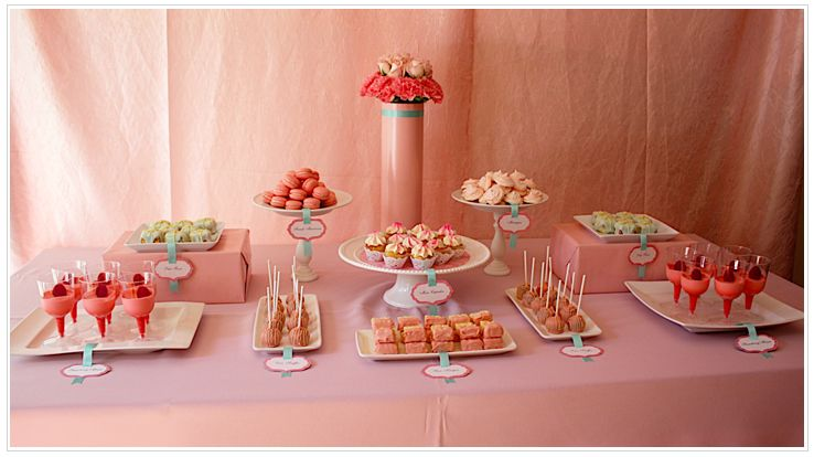 Bridal Shower Dessert Table Ideas bridal shower dessert table ideas hostess with the mostess vintage china bridal shower dessert table bridal Table Setupvarying Heights To The Items Highest In The Middle Simple Dessertparty Spreadbridal Shower