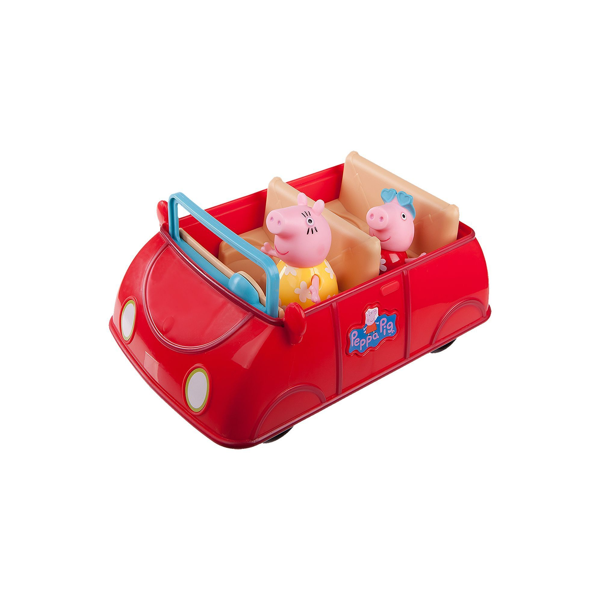 Peppa Pig Peppa's Red Car Peppa pig, Peppa pig car, Toys