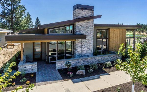 casas modernas 160m2