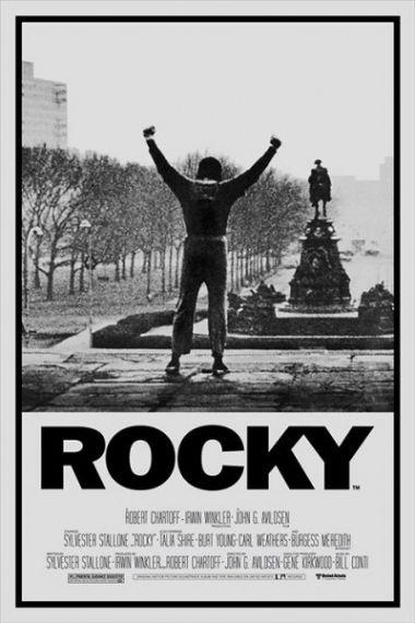 Rocky Balboa Rocky I Plakat Galeria Plakatu Rocky Poster Classic Movie Posters Movie Posters Vintage