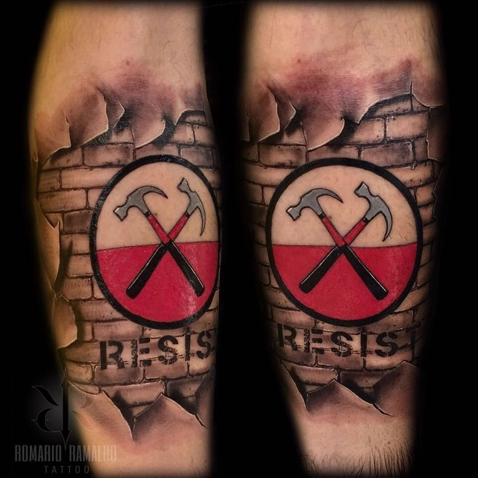 George Floyd Tattoo: Pink Floyd Tattoo, Pink Floyd Pictures