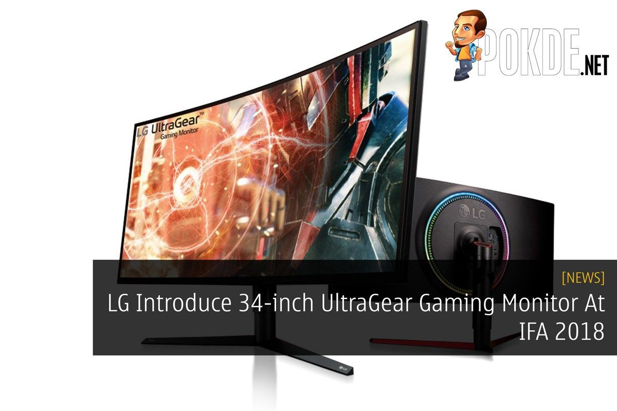 LG Electronics is set to unveil their brand new UltraGear