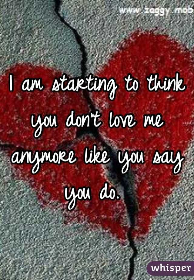 You Don T Love Me Anymore Quotes : anymore, quotes, Don't, Think, Anymore, Google, Search