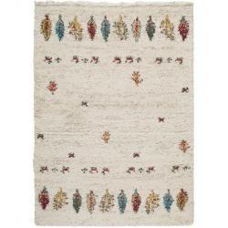 Photo of benuta high pile carpet Gobi beige 160×230 cm – Berber carpet benuta