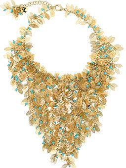 'Filigrane' necklace