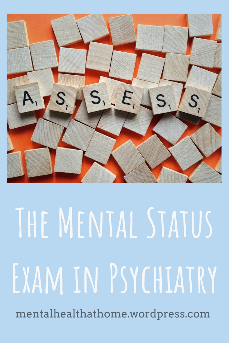 mse mental status examination