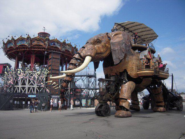 Los cinco lugares más curiosos de Nantes que merece la pena visitar https://t.co/rsN7A4aZ5F