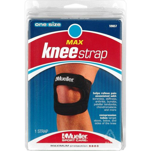 51c7399d3f Click Image Above To Buy: Mueller Max Knee Strap: Mueller Sports Medicine  Sports Medicine